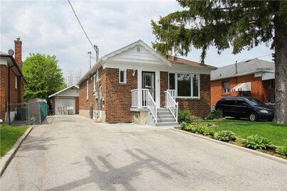 Wexford Toronto Houses Homes Detached 2-Storey Bungalow